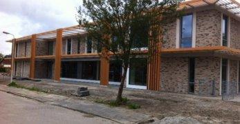 Nieuwbouw brede school Berlikum