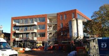 Nieuwbouw zorgcentrum 'De Beukelaar'
