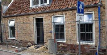 Renovatie van een woning in Dokkum